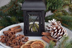 vánoční koření